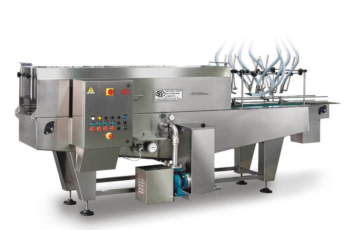 AUTOMATIC LINEAR WASHER mod.L80CS